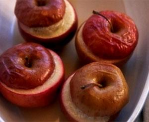 Рецепти печених яблук