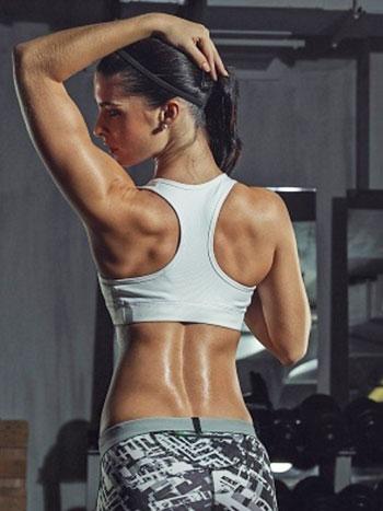 Как сделать спину красивой?