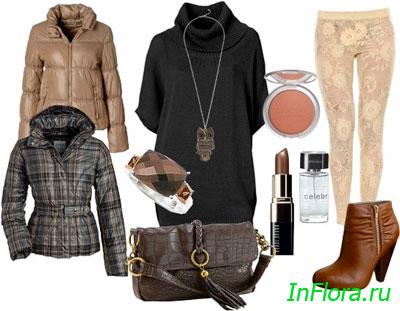 Сочетания Женской Одежды