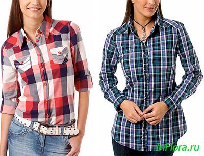 Такая блузка для женщин, предпочитающих спортивный стиль.