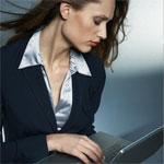 Описание: деловой стиль одежды для девушек 2012.