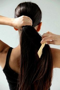 Проблема путающихся волос!