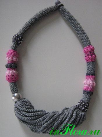Сейчас модно носить вязаные