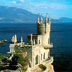 Ласточкино гнездо - символ Крыма