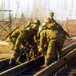 День железнодорожных войск в 2 16 году: какого числа