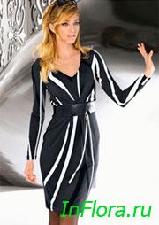 Такое платье способно подчеркнуть Ваш