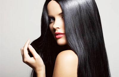 Как сделать сухие волосы эластичными и блестящими 5