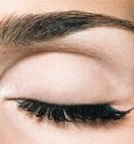 Дымчатый макияж глаз сезона зима 2009 2010