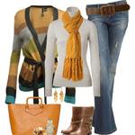 Осенне-зимний гардероб!