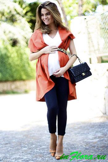 Удивительный сезон - мода для беременных!
