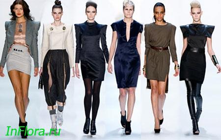 Мода из Берлина сезона осень-зима 2010-