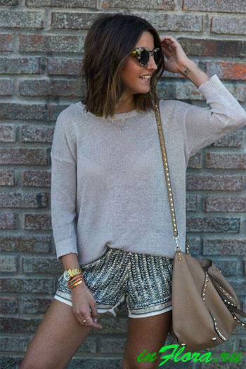 Уличная мода - шорты!