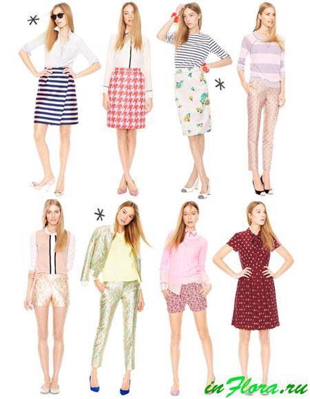 Модная одежда для девочек 11-13 лет