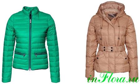 Куртки на весну 2013
