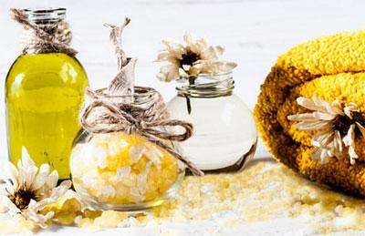 Известные с древних времен масляные обертывания!