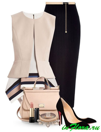 Юбка-карандаш - стильный предмет женского гардероба!