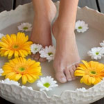 Расслабляющие ванночки для ног!