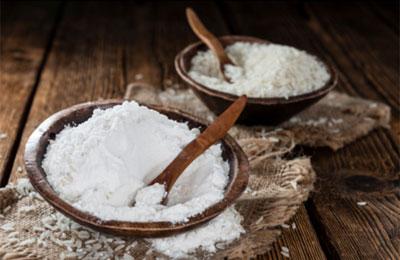 Как самим сделать рисовую муку в домашних условиях