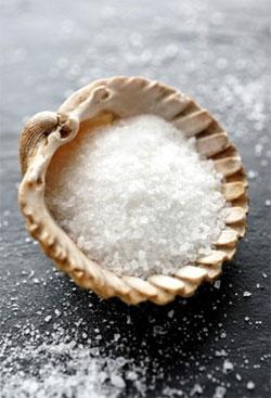 Морская соль для красоты и здоровья!