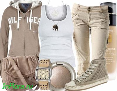 Как стильно одеваться на физкультуру