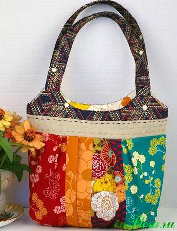 Пошив женских сумок своими