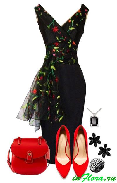 Платье - незабываемый образ!
