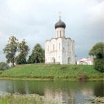 достопримечательности Владимира, церковь Покрова на Нерли