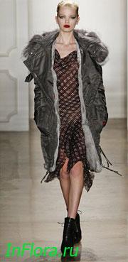 Парка - самая модная верхняя одежда наступающей зимы.