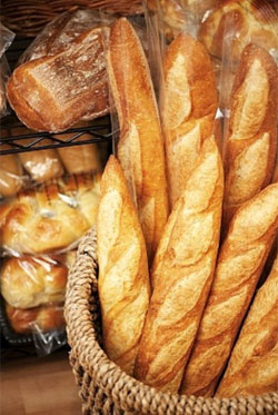 Что содержится в хлебе