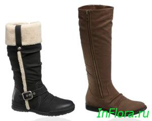 Модная зимняя обувь 2 11/2 12: угги, унты, меховые