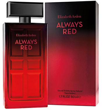ALWAYS RED от Elizabeth Arden