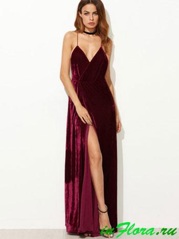 053d907d5cc Модные платья в пол