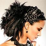 Как укладывать волосы гелем