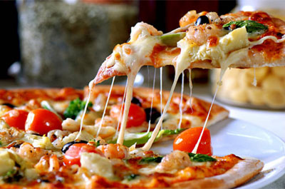 вред и польза пиццы