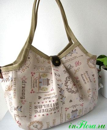 3d02f022aadb Летние сумки своими руками