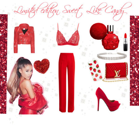 SWEET LIKE CANDY Red Hot Edition