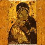 Праздник 3 июня - Владимирская икона Божией Матери