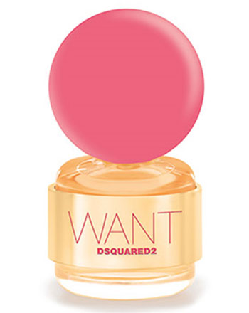 Want Pink Ginger DSQUARED²
